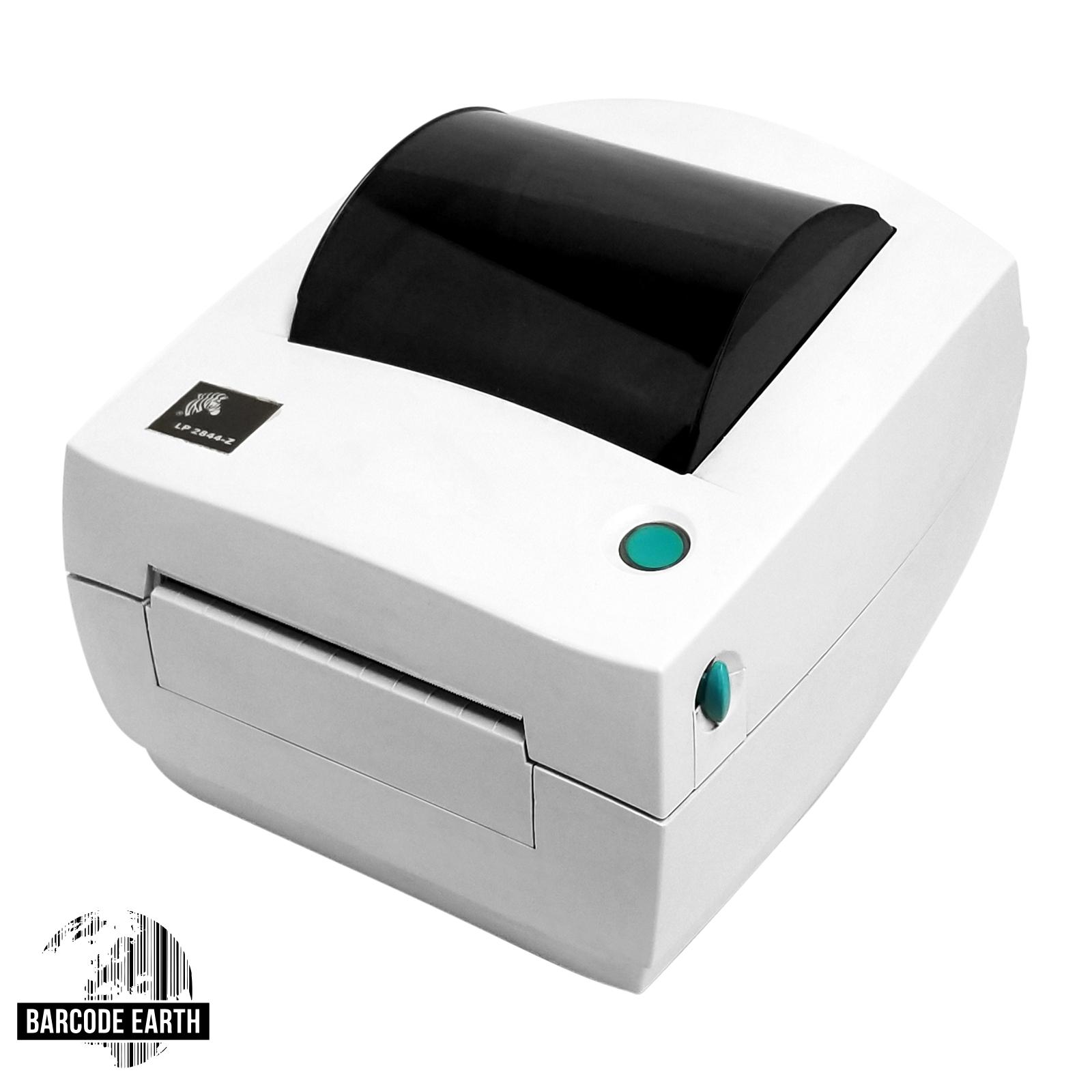 Zebra LP2844-Z $169 99 Direct Thermal Label Printer - Network / Ethernet,  Power, USB