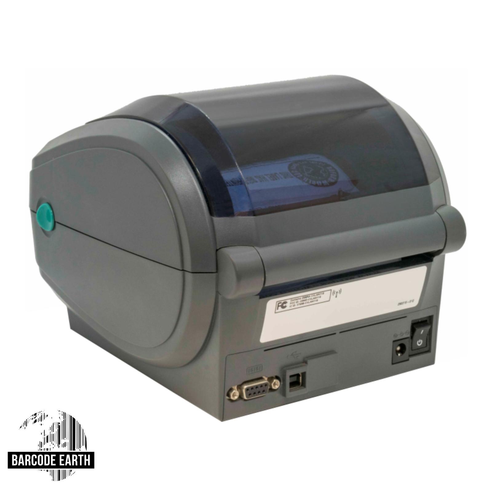 Zebra GX420d WIFI, USB, Serial $289 99 (GX42-202710-000) Wireless