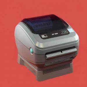 Zebra ZP450 Direct Thermal Label Printer $139 99 Bundle