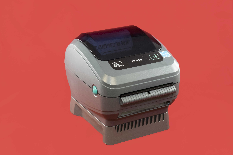 Zebra 450 Label Printer - Trovoadasonhos