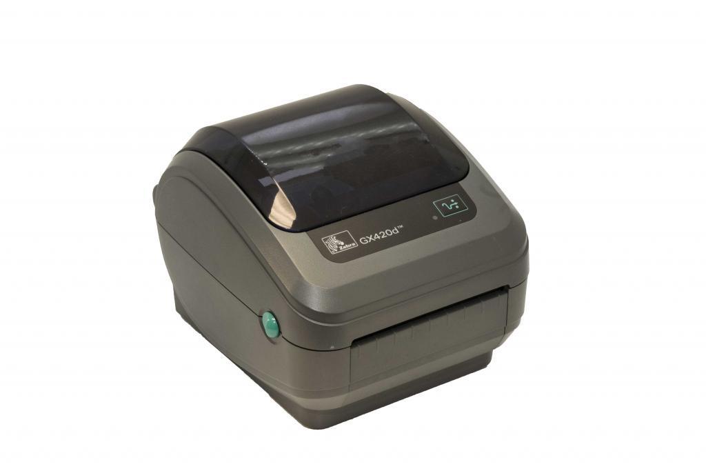 Zebra GX420d (GX42-202511-000) USB, Serial, Bezel Dispenser $239 99 –  Barcodeearth