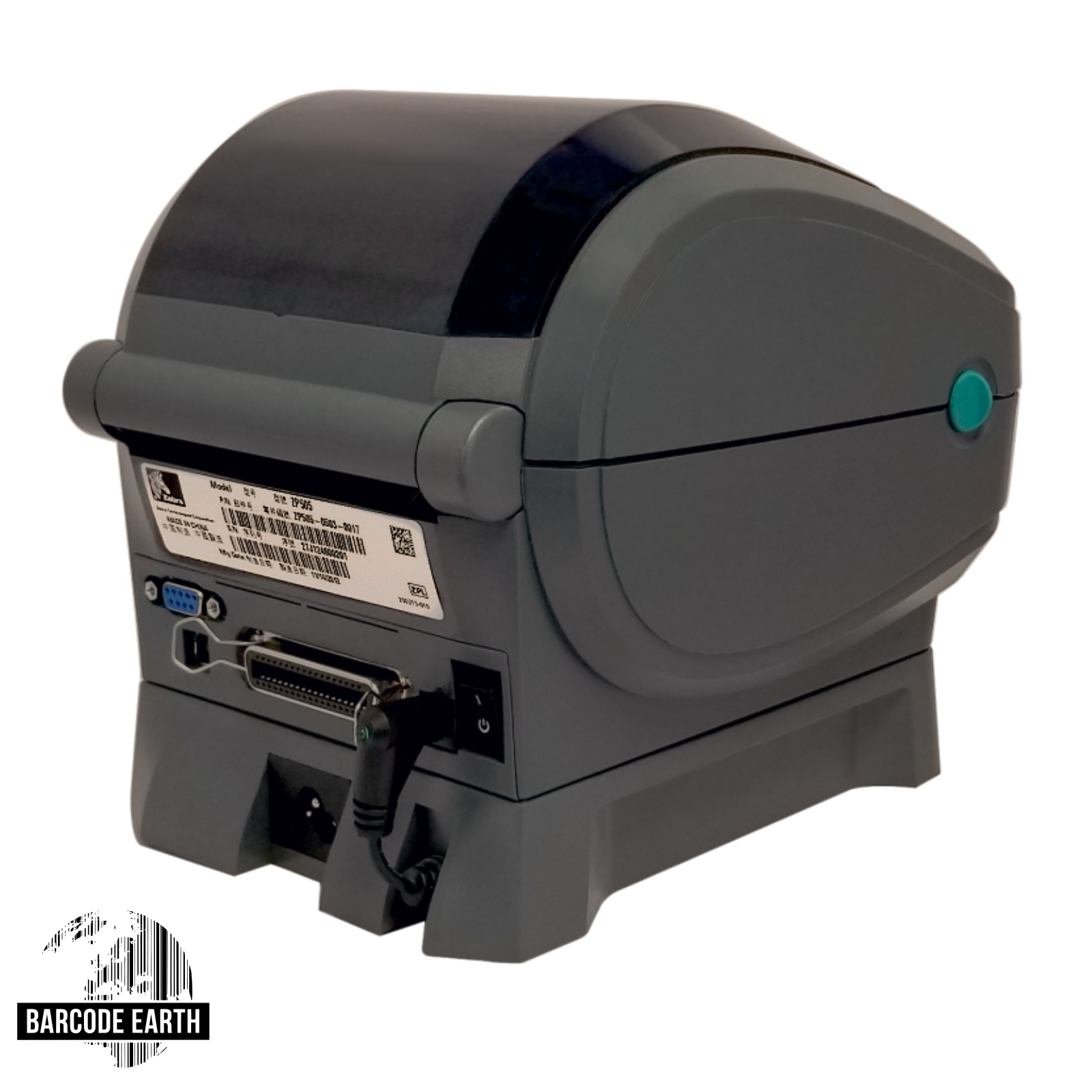 Zebra ZP450 Thermal Label Barcode Printer $124 99 w/ Tech Support, Labels,  and More!