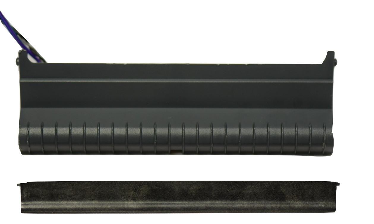 Zebra ZP505 Bezel Dispenser With Peel Bar 105934-026 OEM