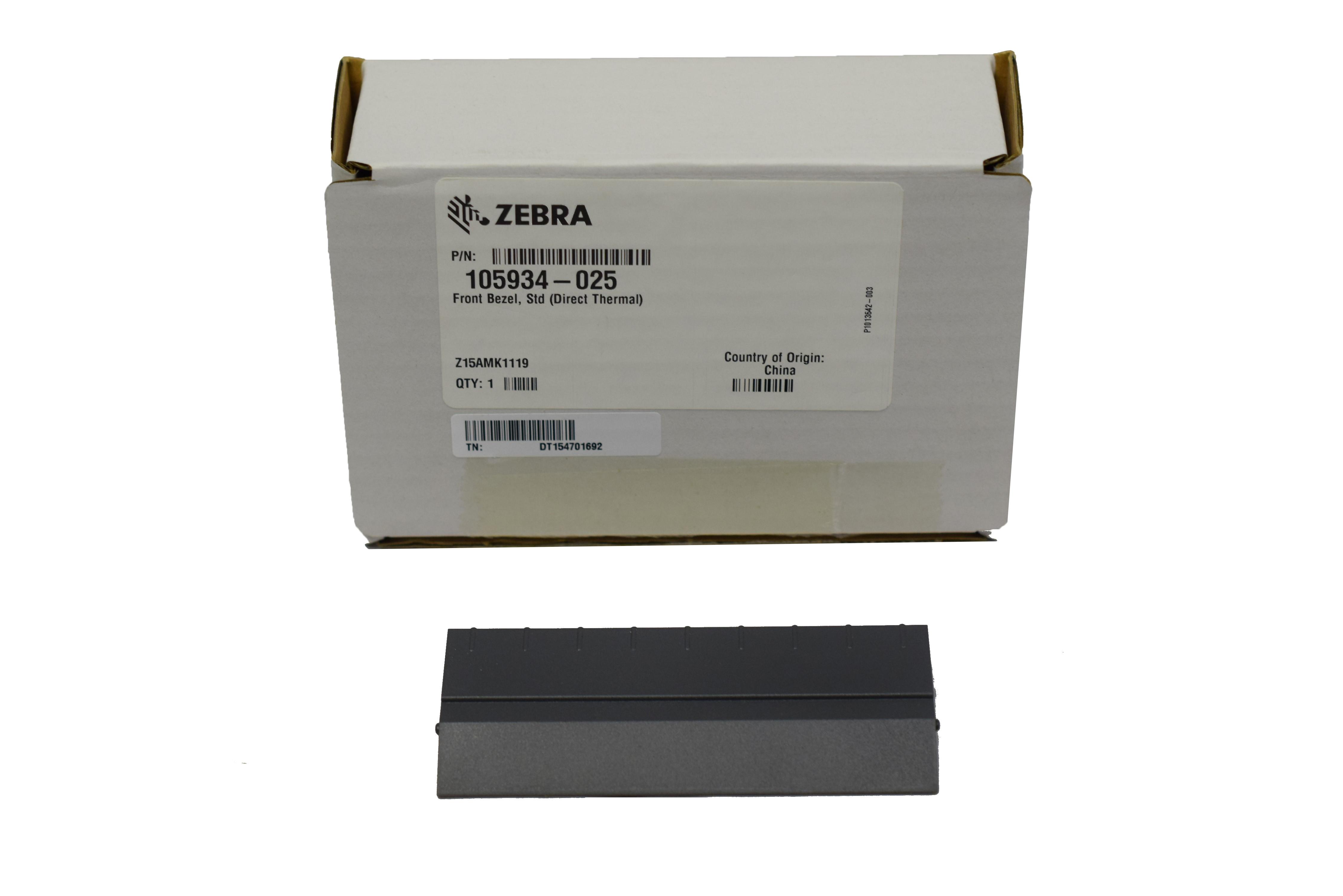 Zebra GK420d Bezel 105934-025 OEM