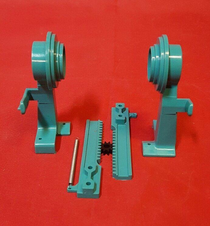 Original Label Holder LP2844-Z pair For Zebra LP2844 Refurbished