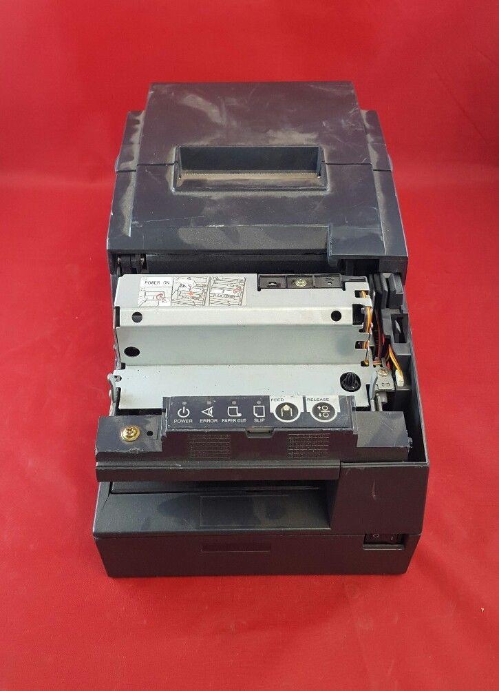 Epson TM-H6000II Model M147C Black POS Cash Register Receipt Printer, For  Parts