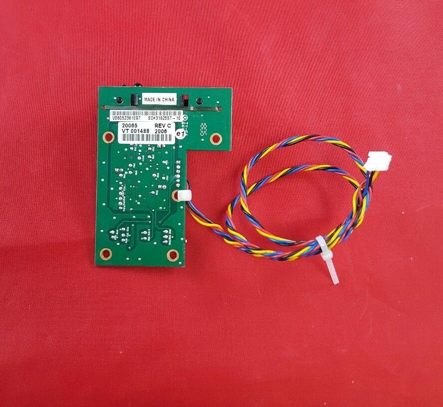 Zebra S4M Thermal Label Printer Take Label Sensor Kit Rev  C 20065
