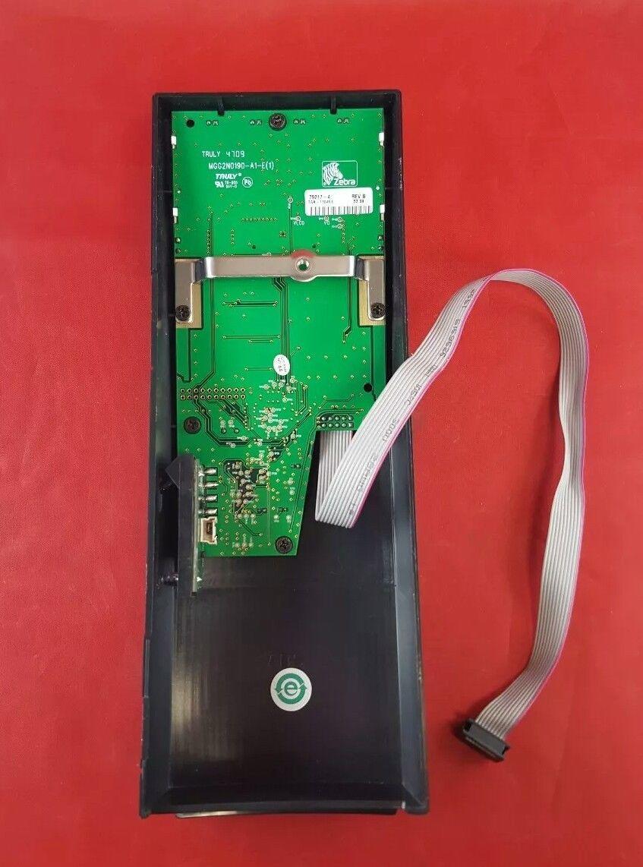 Zebra ZM400 ZM600 Thermal Label Printer Control Panel LCD Display 79217-4