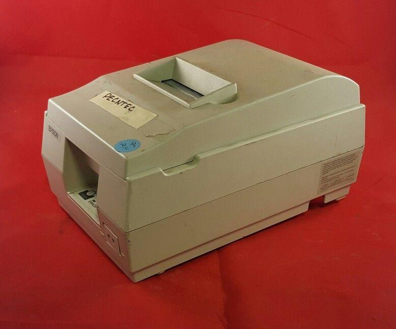 Epson TM-U200PD Point of Sale Printer Model M119D, For Parts or Repair